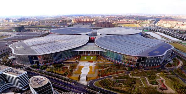 如何在国家会展中心不迷路?室内导航来帮你!